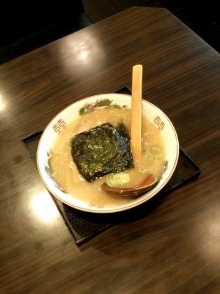道進特売ラーメン350円2