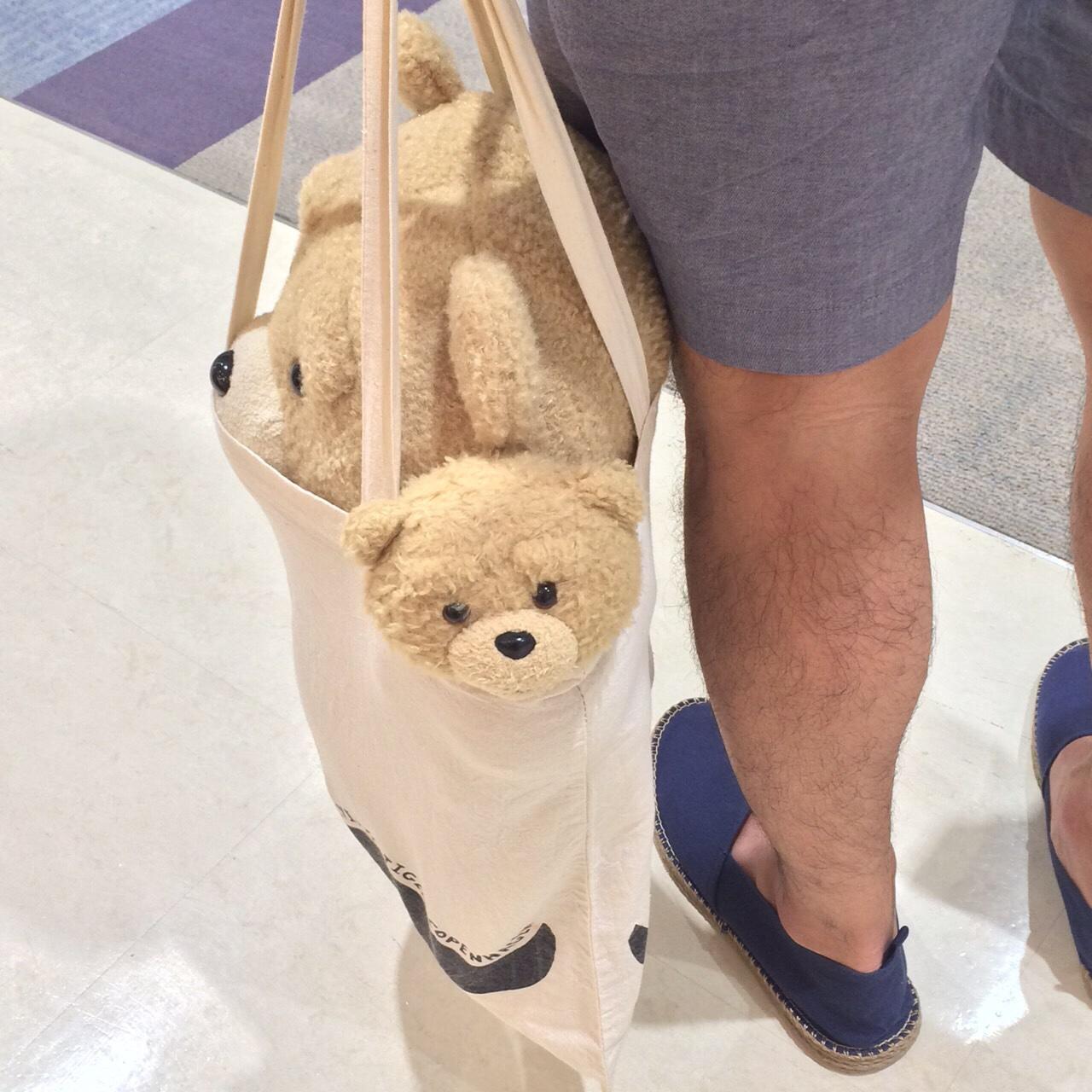 TED テッド ぬいぐるみ