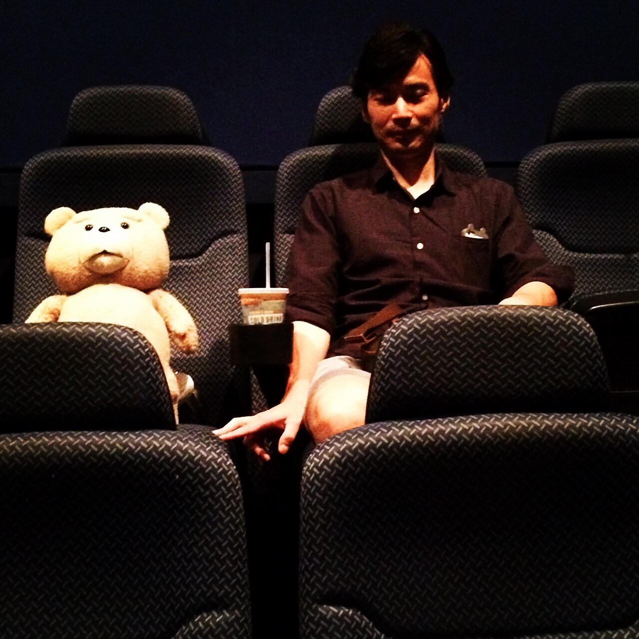 TED2 テッド2 映画 ぬいぐるみ