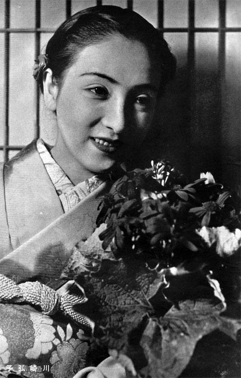 川崎弘子1938may