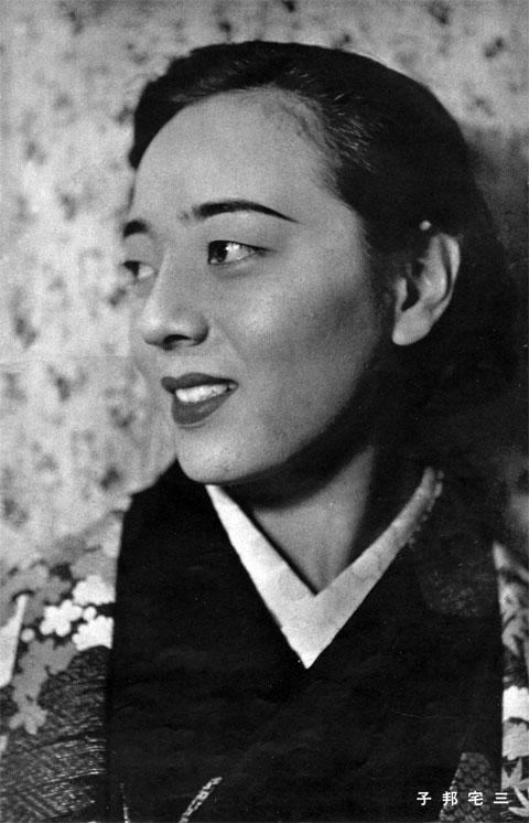 三宅邦子1938may