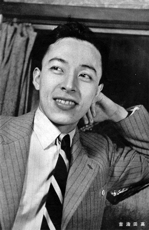 高田浩吉1938may