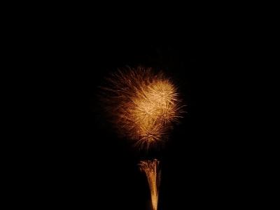 五十沢の花火3