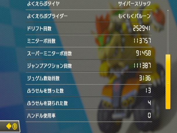 MK8 記録2