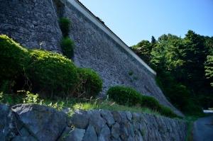 旧広兼邸 石垣