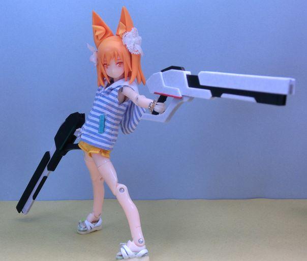ライフル完成 (5)