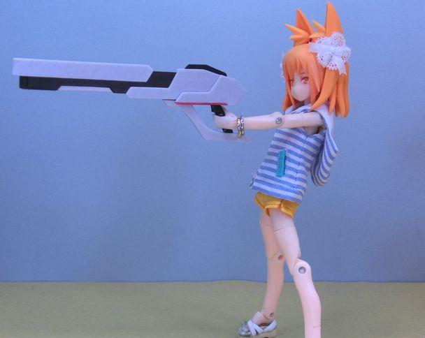 ライフル完成 (3)