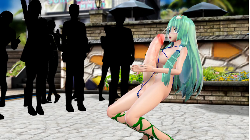 Mmd r18 touhou alice - 3 2