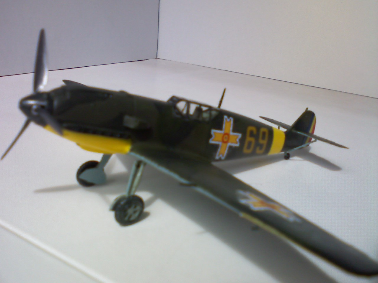 メッサーシュミット Me109E