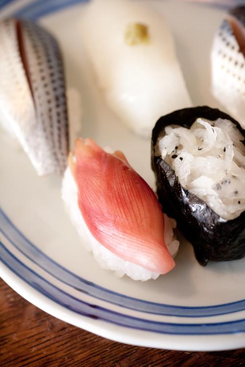 変わり寿司