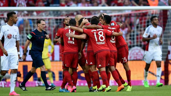 720p-Bayern Munich v Bayer Leverkusen