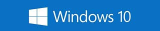 windows 10 logo bar