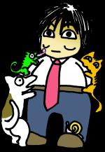 杉本部長キャラ