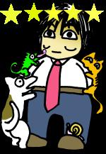 杉本部長キャラ☆