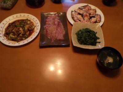 9.12夕食