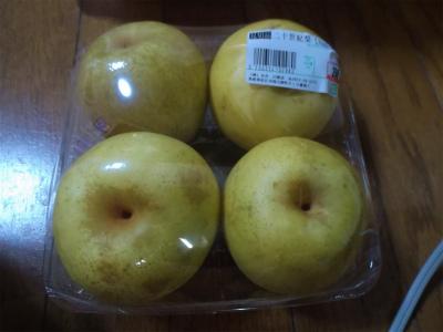 9.16特売の梨