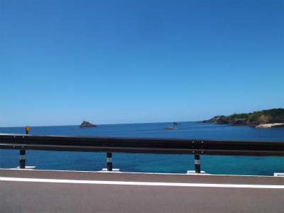9.20秋空と青い海