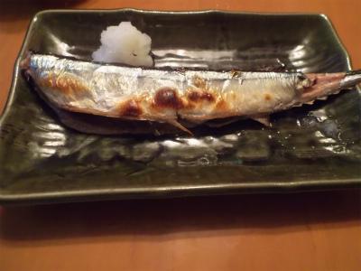 9.23秋刀魚
