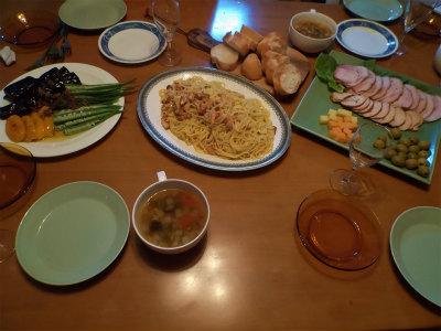 9.28夕食