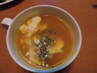 10.4カボチャのスープ
