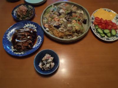 10.17夕食