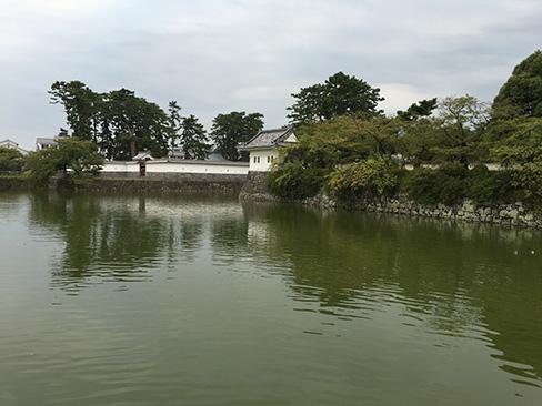 小田原城・隅櫓_H27.09.22撮影