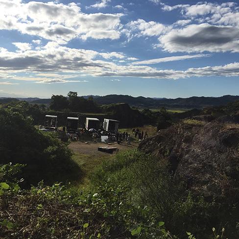 岩船山採石場跡 H27.10.02撮影