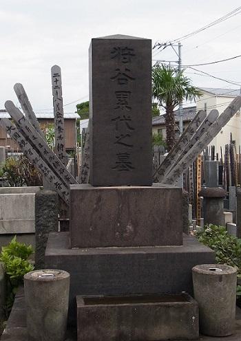 狩谷エキ斎墓