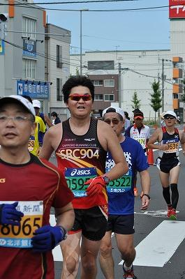 20150830北海道マラソン10