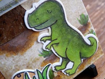 ATC「T. rex」