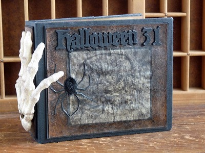 Halloween「ATCホルダー」