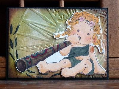 ATC 「Didgeridoo(ディジュリドゥ)」