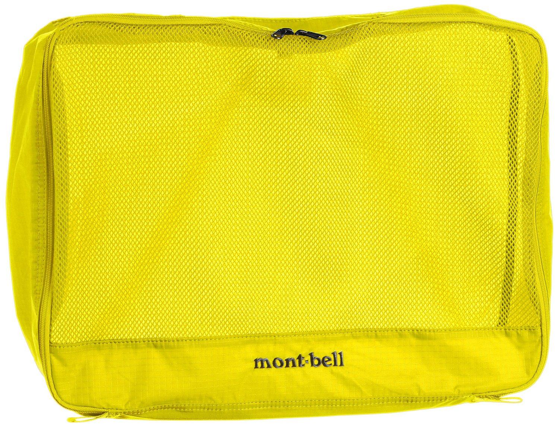 ネットショッピングで購入できるトラベルグッツmont-bellトラベルオーガナイザーで旅の持ち物やトランクの中身を整理整頓