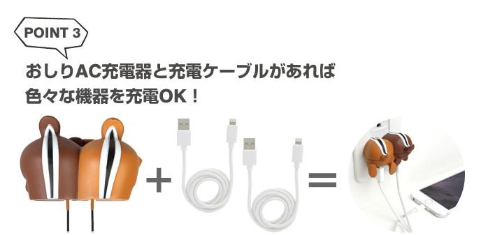 Disney海外で充電できるコンセントプラグ海外旅行でIphoneの充電に