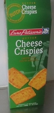 ユーロパティスリー チーズ クリスピー