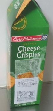 ユーロパティスリー チーズ クリスピー01