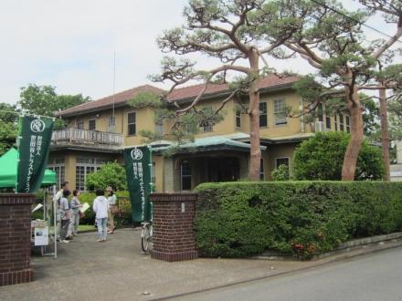 旧山田邸②