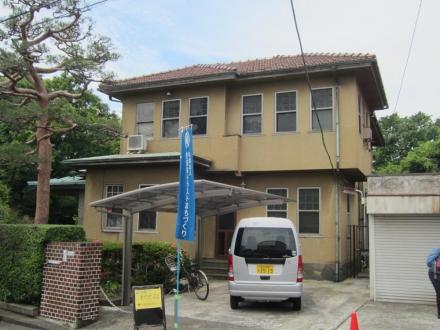 旧山田邸④