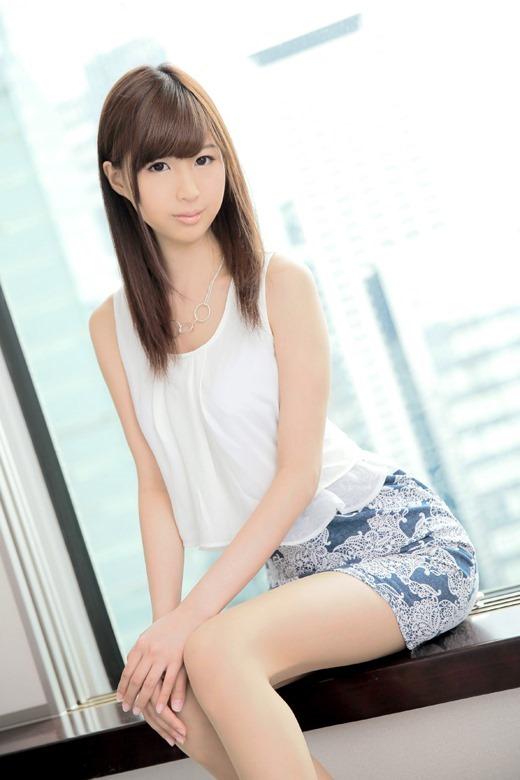 松波優モデル級の長身スレンダーな素人ハメ撮りセックス