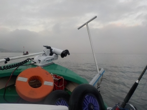 DSCN0933 5時42分出航