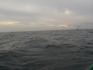 DSCN1007 3艇で同じラインを流す