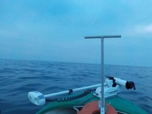 DSCN1067 日の出時刻に出航