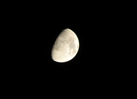中秋の名月の何日か前