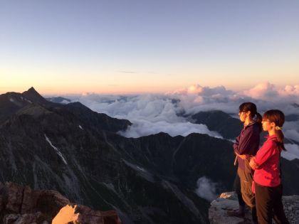 20150822北穂高岳11
