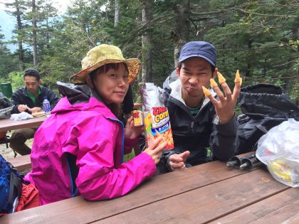 20150912槍ヶ岳20