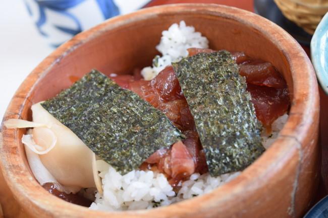 てこね寿司