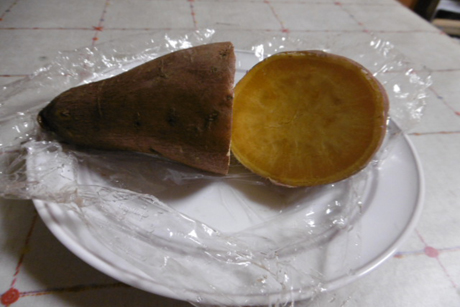 焼き芋もどき
