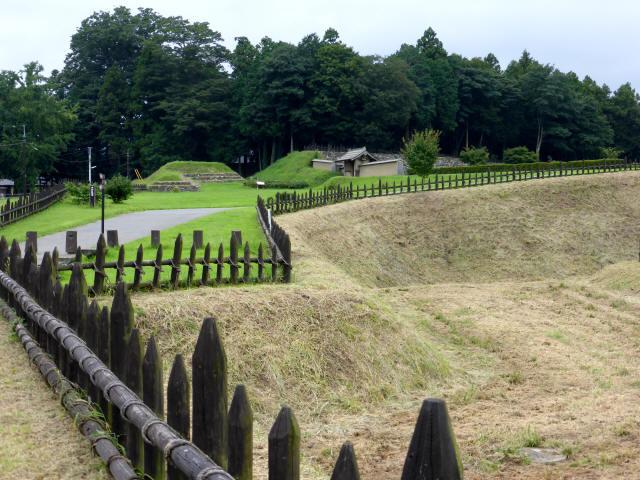 鉢形城跡4