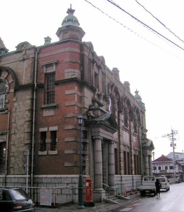 唐津銀行本店1