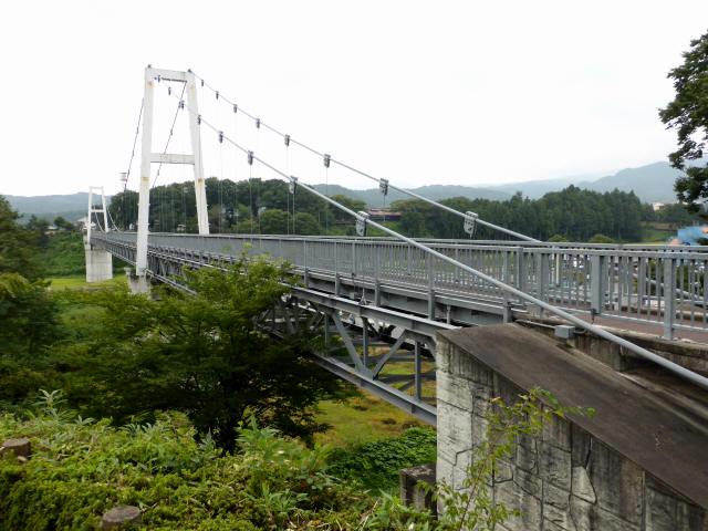 清流公園ふれあい橋3